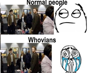 doctor who and whovians image