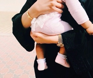 baby, family, and jewelry image