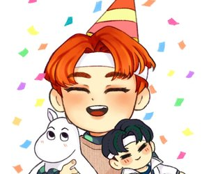 fanart, nct, and nct dream image