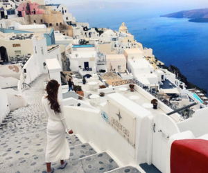 Greece, style, and travel image