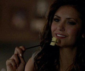 Nina Dobrev, Vampire Diaries, and the vampire diaries image