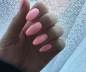 glitter, like, and nails image