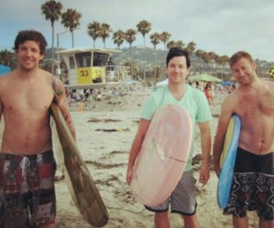 pierre bouvier, surf, and simple plan image