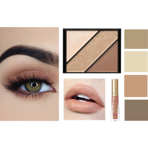 brown, clothes, and lips image