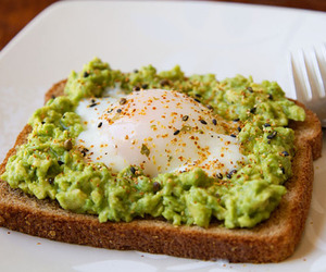 eggs, food, and toast image