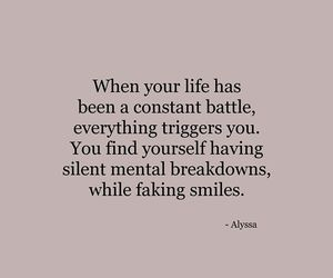 breakdown, breath, and quotes image