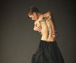 photography, quotes, and tatoo image