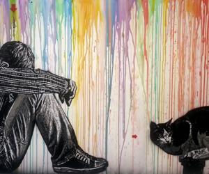 arte, graffiti, and urbano image