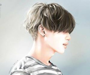 art, exo, and SHINee image