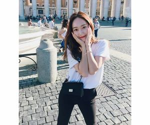 jessica jung, snsd, and 정수연 image