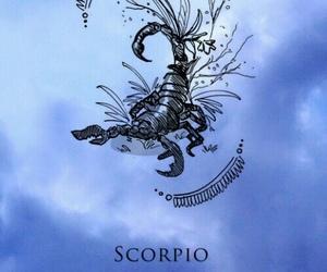 scorpio, zodiac, and astrology image