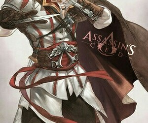 assassin's creed and ezio auditore image