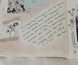 inspiration, journaling, and youtube image