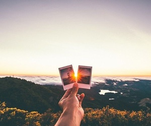 sunset, photography, and travel image
