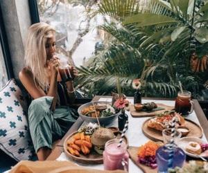 food, tropical, and indie image