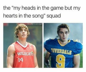 riverdale, Archie, and funny image