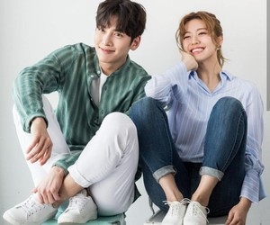 ji chang wook, suspicious partner, and goals image