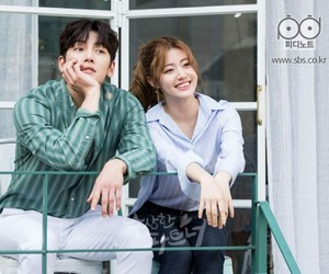 goals, changwook, and suspicious partner image