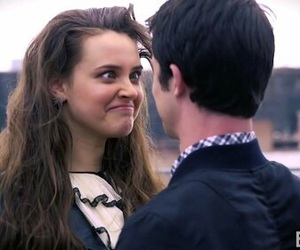 13 reasons why, dylan minnette, and katherine langford image