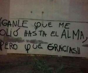 gracias, pain, and alma image