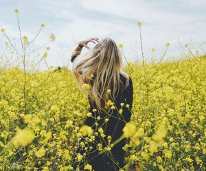 flowers, fashion, and goals image
