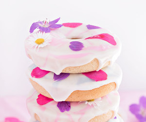 flowers, candy, and dessert image