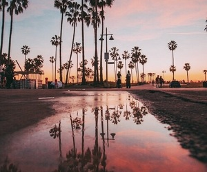 aesthetic, colors, and landscape image