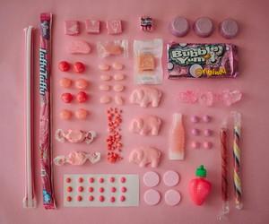beauty, organization, and pink image