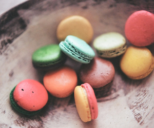 colores, comida, and dulce image