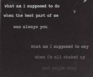 quotes, the script, and Lyrics image