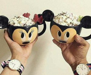 disney, cute, and mickey image