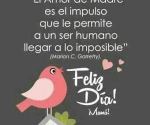 frases en español, dia de las madres, and feliz dia image