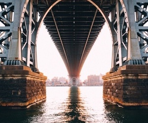 bridge, tumblr, and theme image