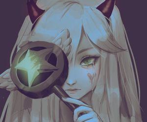 anime, star, and art image