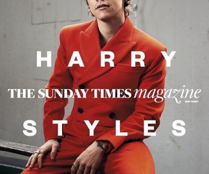 Harry Styles, one direction, and magazine image