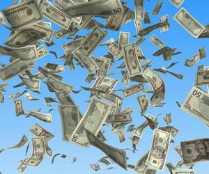 money and background image