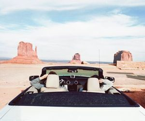 car, indie, and travel image