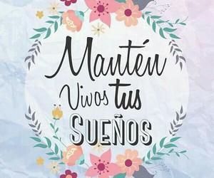 Dream, frases, and frases en español image