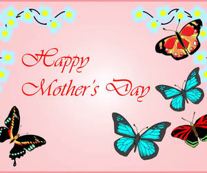 mothers day, best wishes, and happy mothers day image