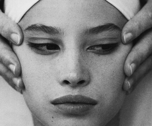 girl, beauty, and Christy Turlington image