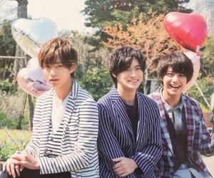 ジャニーズ, 永瀬廉, and 髙橋海人 image