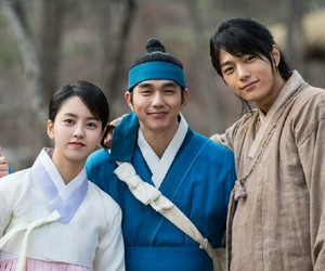 kdrama and ruler master of the mask image
