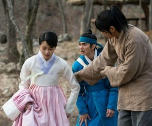 kdrama, l (kim myung-soo), and ruler: master of the mask image