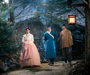 kim so-hyun, yoo seung-ho, and kdrama image