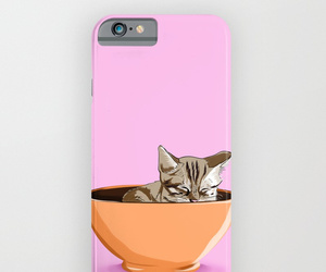 cat pattern, cat coffee mug, and iphone 7 clear cases image
