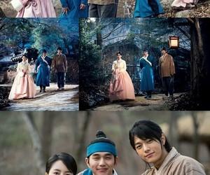 kdrama, kim so-hyun, and l (kim myung-soo) image