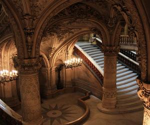 opera, paris, and photography image