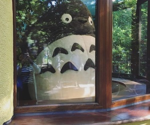 art, japanese, and totoro image