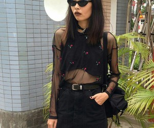 cool, unif, and girls image