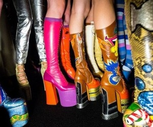 boots, fashion, and marc jacobs image